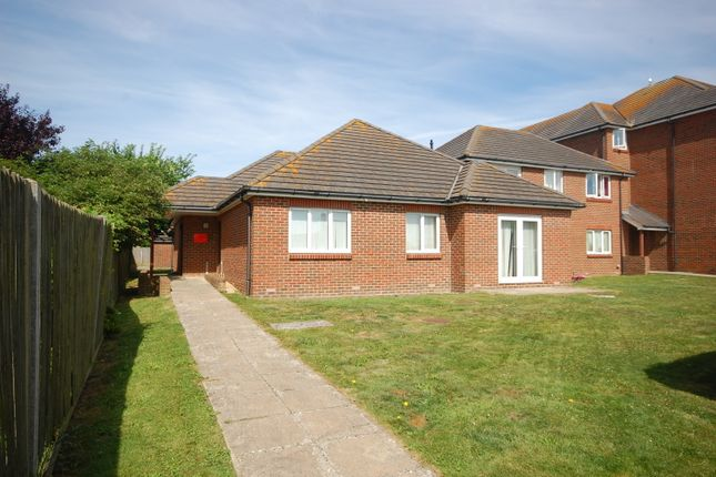 Thumbnail Semi-detached bungalow for sale in East Point, Manor Road, Selsey, Chichester