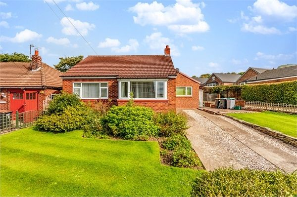 Thumbnail Detached bungalow for sale in Springhouse Lane, Ebchester, Consett, Durham