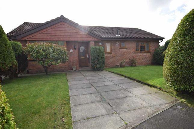 Thumbnail Detached bungalow for sale in Gainsborough Avenue, Lostock Hall, Preston, Lancashire