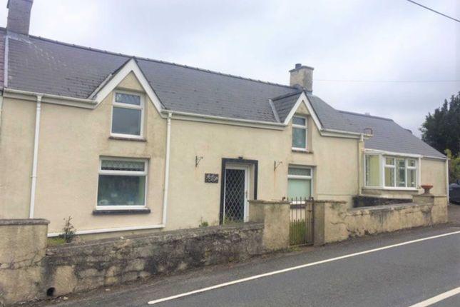 Thumbnail Semi-detached house for sale in Llanrhystud, Aberystwyth