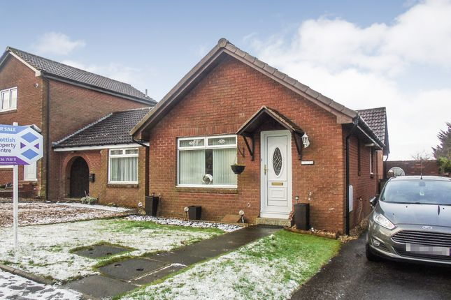 Thumbnail Semi-detached bungalow for sale in Springholm Drive, The Rushes, Airdrie
