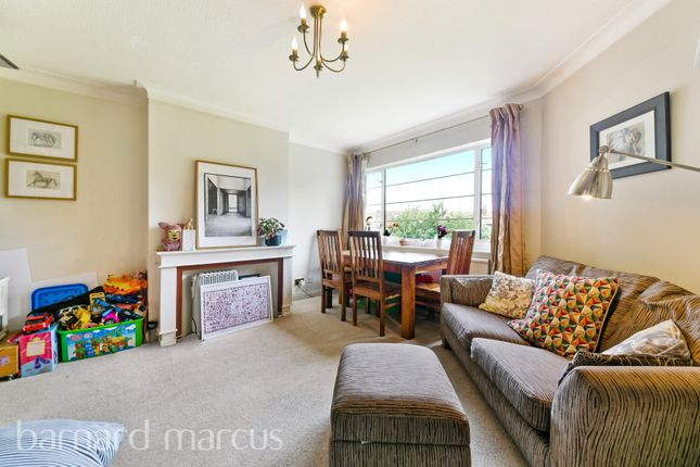 Thumbnail Flat to rent in Deanhill Court, Upper Richmond Road West, London