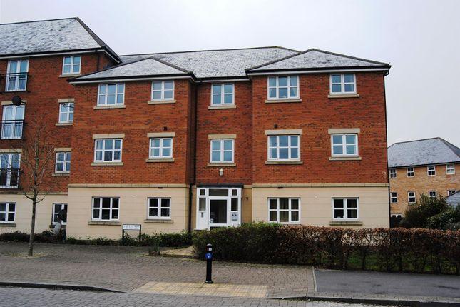 Thumbnail Flat for sale in Torun Way, Haydon End, Swindon