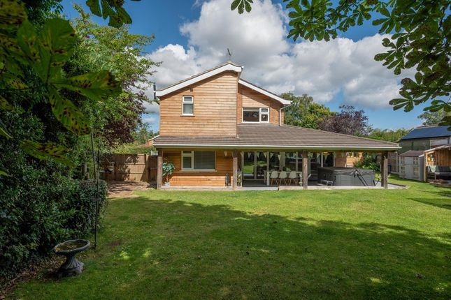 Thumbnail Detached house for sale in St. Andrews Close, Holt