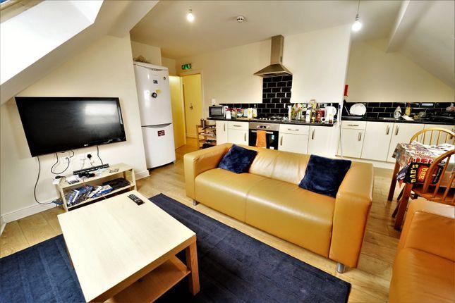 Thumbnail Flat to rent in Dulwich Road, Lenton, Nottingham