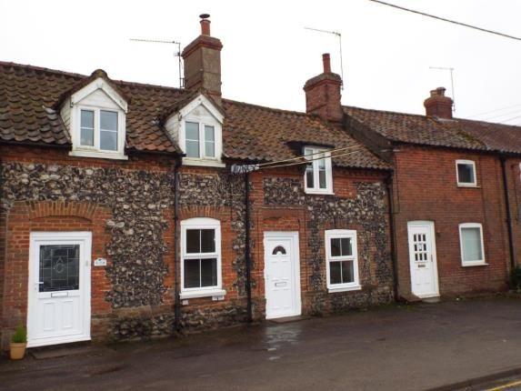 Thumbnail Terraced house for sale in Swaffham, King's Lynn, Norfolk
