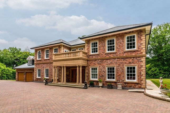 Thumbnail Detached house for sale in Manor House, Little Aston, Birmingham