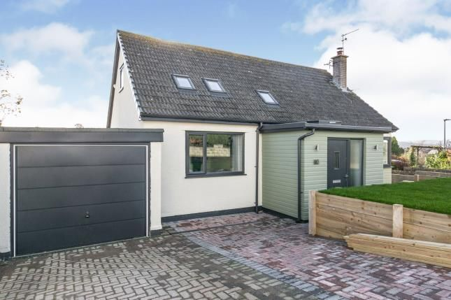 Thumbnail Detached house for sale in Glas Coed, Llandudno Junction, Conwy, North Wales