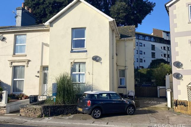2 bed terraced house to rent in New Road, Brixham TQ5