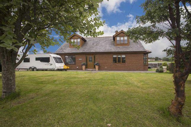 Thumbnail Detached bungalow for sale in Lancaster New Road, Cabus, Preston