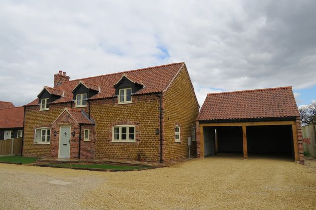 Thumbnail Property for sale in Chapel Road, Pott Row, King's Lynn