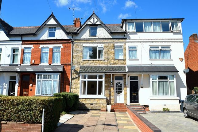 Thumbnail Terraced house for sale in Livingstone Road, Kings Heath, Birmingham