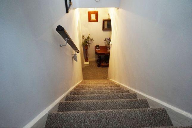 Staircase of Trealaw Road, Tonypandy CF40