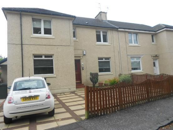 Thumbnail Detached house to rent in Waverley Drive, Wishaw