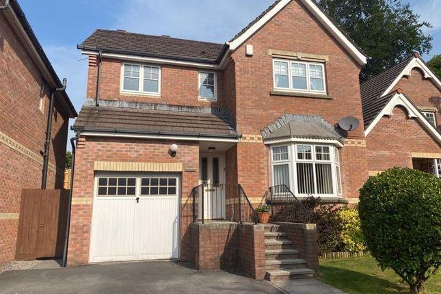 Detached house for sale in Heol Glynderwen, Neath