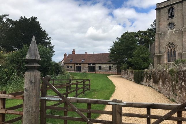 Thumbnail Barn conversion for sale in The Threshing Barn, Woolston Road, West Felton, Shropshire