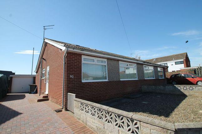 Thumbnail Semi-detached bungalow to rent in 90 Greta Road, Skelton