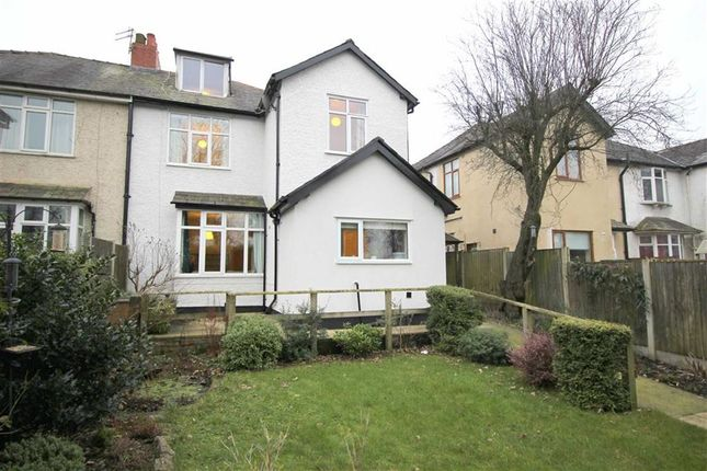 Thumbnail Semi-detached house for sale in St. Andrews Avenue, Ashton-On-Ribble, Preston