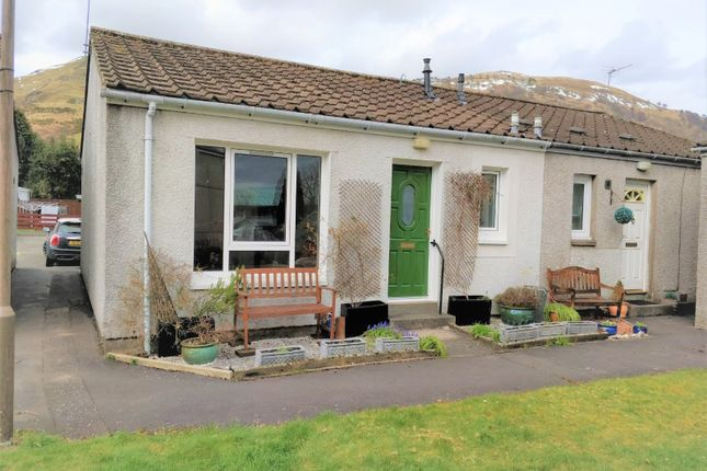 Thumbnail Semi-detached bungalow to rent in Minto Court, Alva