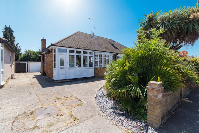 Thumbnail Semi-detached bungalow for sale in Doric Avenue, Ashingdon