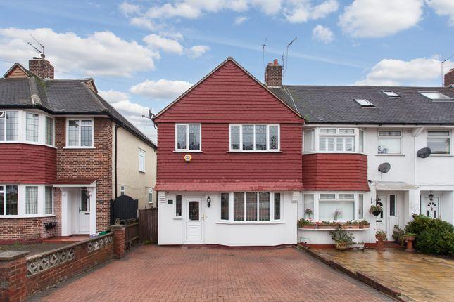 3 bed end terrace house for sale in Kingsbridge Road, Morden