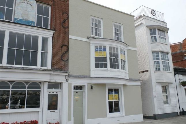 Thumbnail End terrace house for sale in Broad Street, Portsmouth