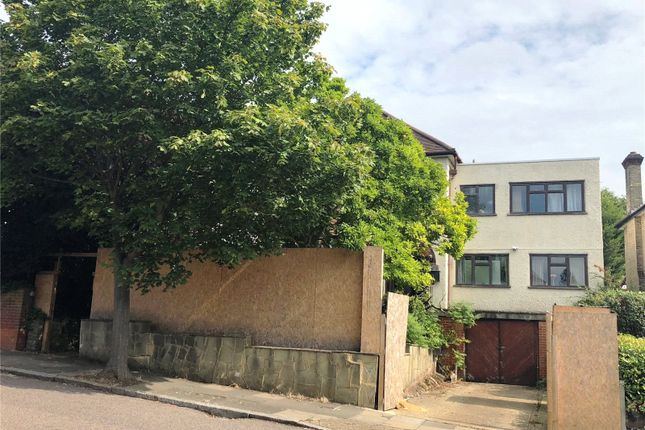 Thumbnail Land for sale in Old Park Ridings, Winchmore Hill, London