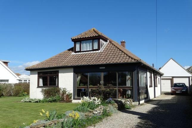 Thumbnail Detached bungalow for sale in Vincent Road, Selsey, Chichester