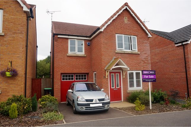 Thumbnail Detached house for sale in Parkland View, Huthwaite, Sutton-In-Ashfield