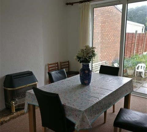 Thumbnail Flat to rent in Himley Crescent, Wolverhampton
