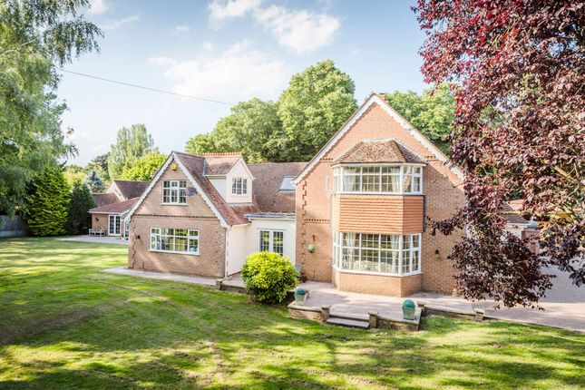 Thumbnail Detached house for sale in Westland Green, Little Hadham, Ware