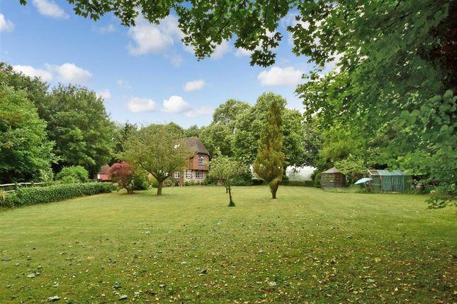 Side Garden of Northend, Findon, Worthing, West Sussex BN14