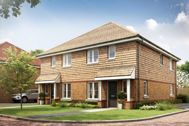 Thumbnail Terraced house for sale in Beech Hill Road, Spencers Wood, Reading