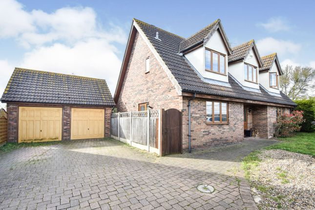 Thumbnail Detached house for sale in Maldon Road, Chelmsford