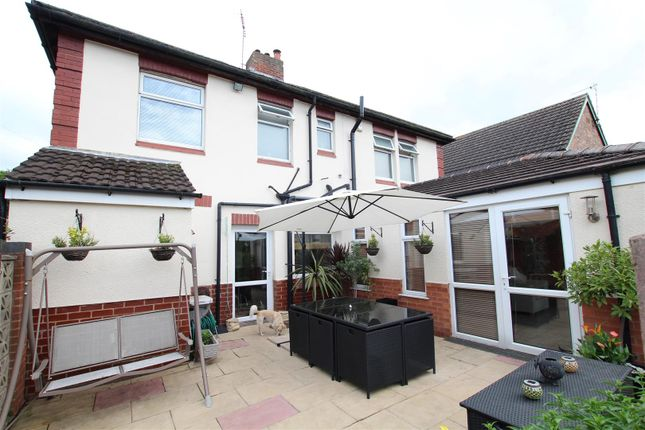 Thumbnail Detached house for sale in Saxon Street, Stapenhill, Burton-On-Trent