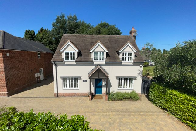 4 bed detached house for sale in Lavenham Road, Great Waldingfield, Suffolk CO10