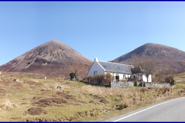 Thumbnail Detached house for sale in Torrin, By Broadford, Isle Of Skye