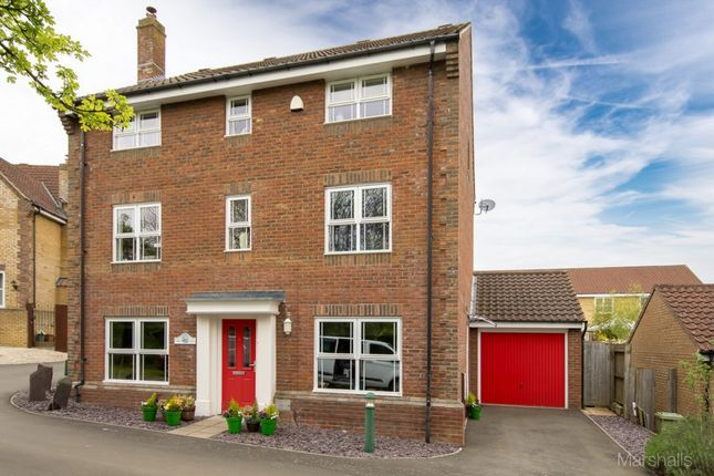 Thumbnail Detached house for sale in Clifton Moor, Milton Keynes