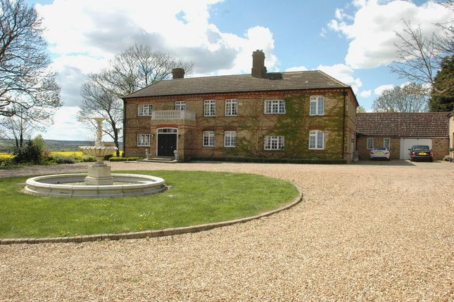 Thumbnail Detached house to rent in Woolley Road, Alconbury, Huntingdon