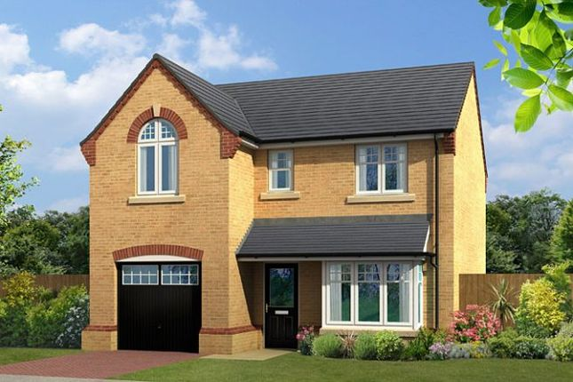 "Thumbnail Detached house for sale in ""The Windsor"" at Mulberry Road, Farsley, Pudsey"