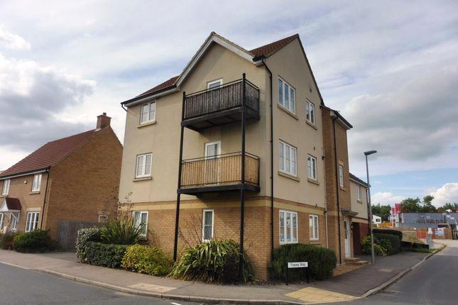 Thumbnail Flat to rent in Tracy Way, Oxley Park, Milton Keynes