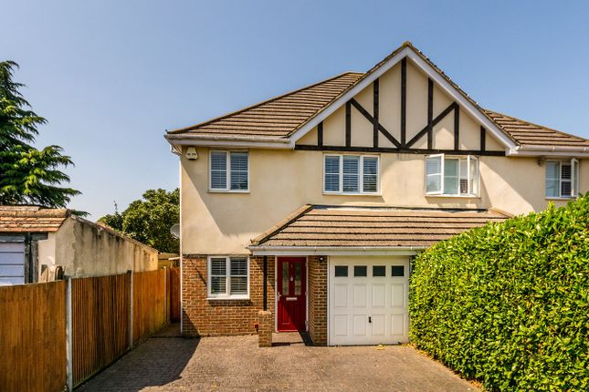 Thumbnail 4 bed semi-detached house for sale in Princes Way, West Wickham