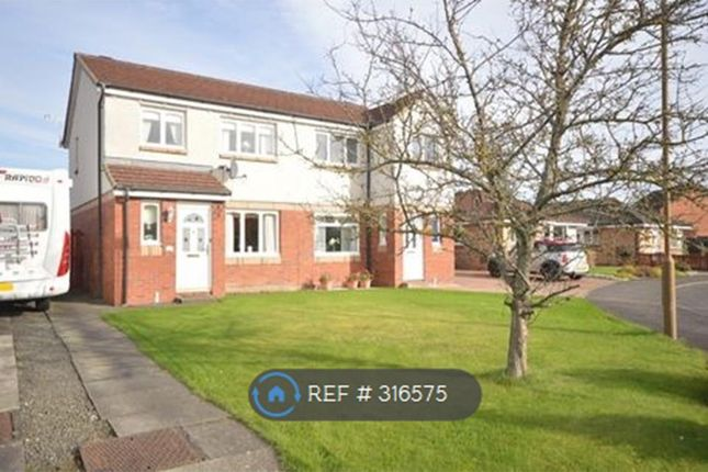 Thumbnail Semi-detached house to rent in Marschal Court, Stirling
