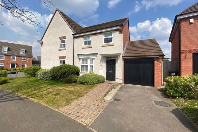Thumbnail Semi-detached house to rent in Sherwood Road, Hall Green, Birmingham