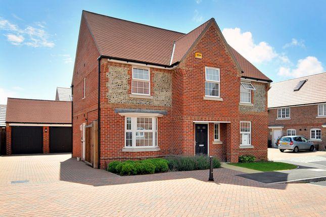 Thumbnail Detached house for sale in West Brook Way, Felpham, Bognor Regis