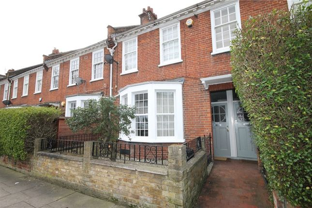External of Swaby Road, London SW18