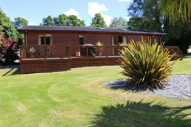 Thumbnail Lodge for sale in Parkdean, St Minver