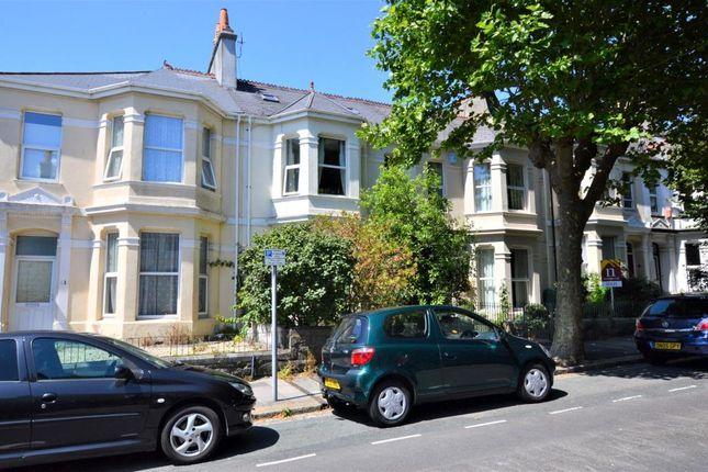 Thumbnail Terraced house for sale in Greenbank Avenue, Plymouth, Devon