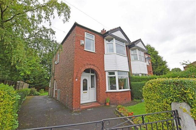 Thumbnail Semi-detached house for sale in Wald Avenue, Fallowfield, Manchester