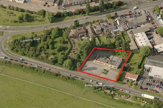 Thumbnail Retail premises for sale in Warwick House 1092 Watling Street, Hinckley, Leicestershire